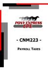 CNM223 - 150 PIX