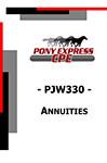 PJW330 - 150 PIX